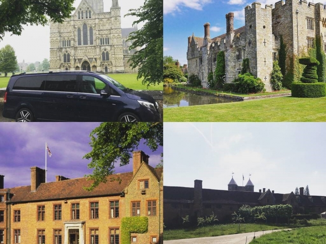 Chauffeur Tours in UK
